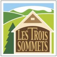 Les trois sommets - Logo