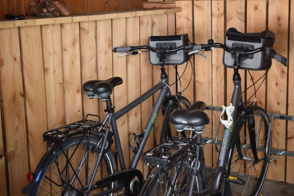 Les trois sommets - Gîte La Marguerite - Prêt de deux vélos