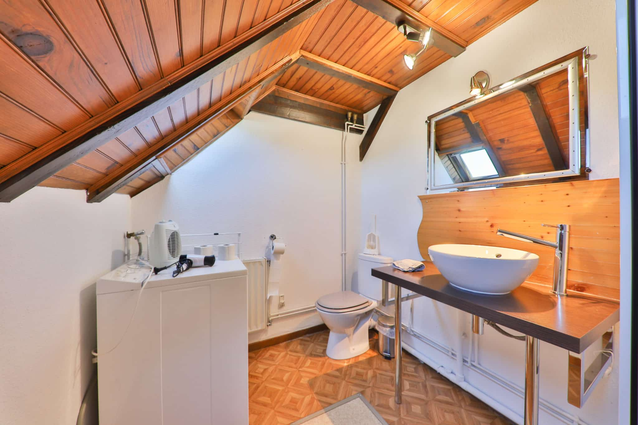 Les trois sommets - Gîte La Marguerite - Salle de bain