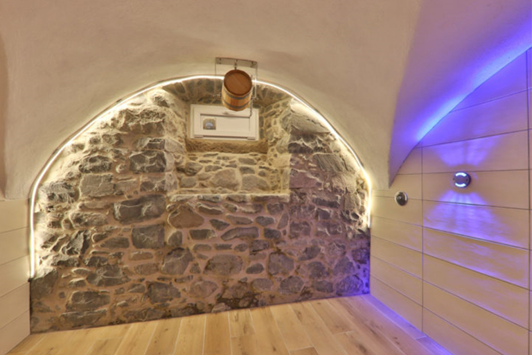 Les trois sommets - La Villa du Hohneck - Cave - Espace douche - 1