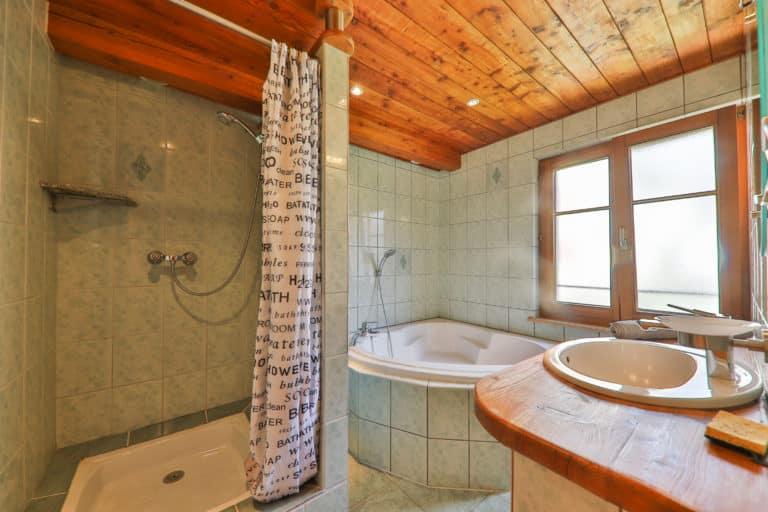 Les trois sommets - Le Chalet du Tanet - Salle de bain - 1