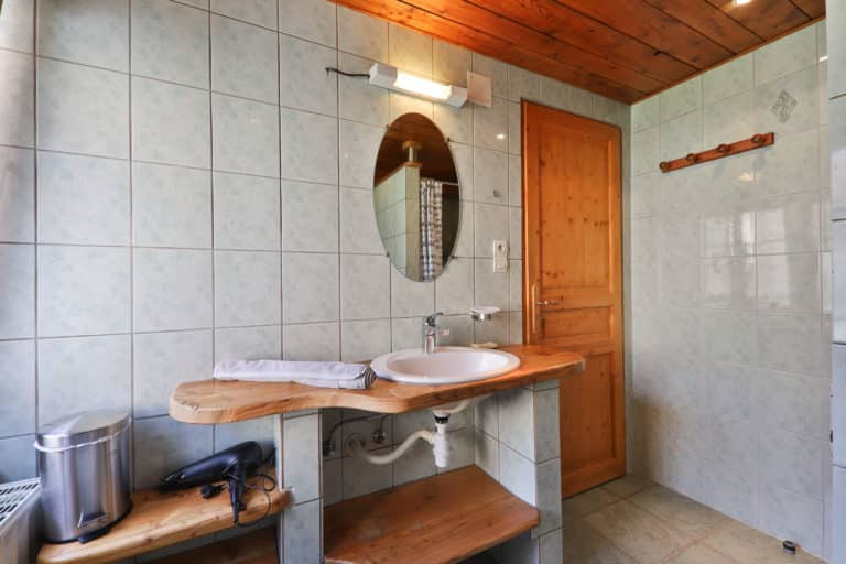 Les trois sommets - Le Chalet du Tanet - Salle de bain - 2