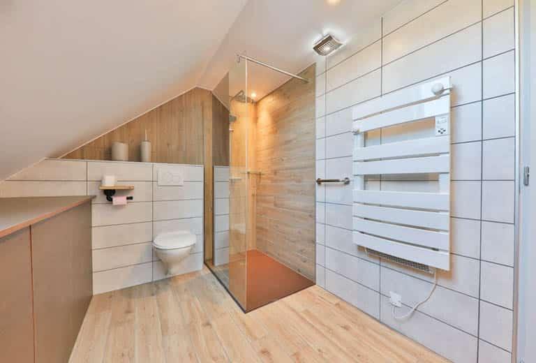 Salle de bains 2ème étage Hohneck